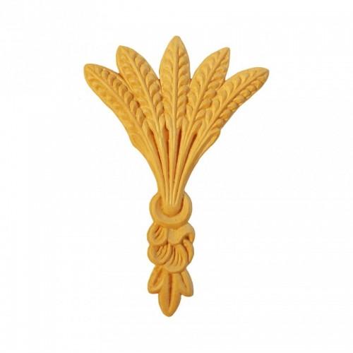 Motif épi de blé 85x130 en bois MT521