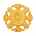 Rosaces en bois style d'époque